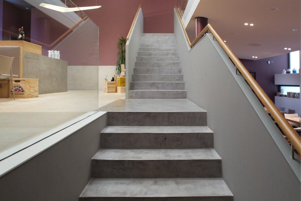 Duracryl flooring systems duramique minerale gietvloer